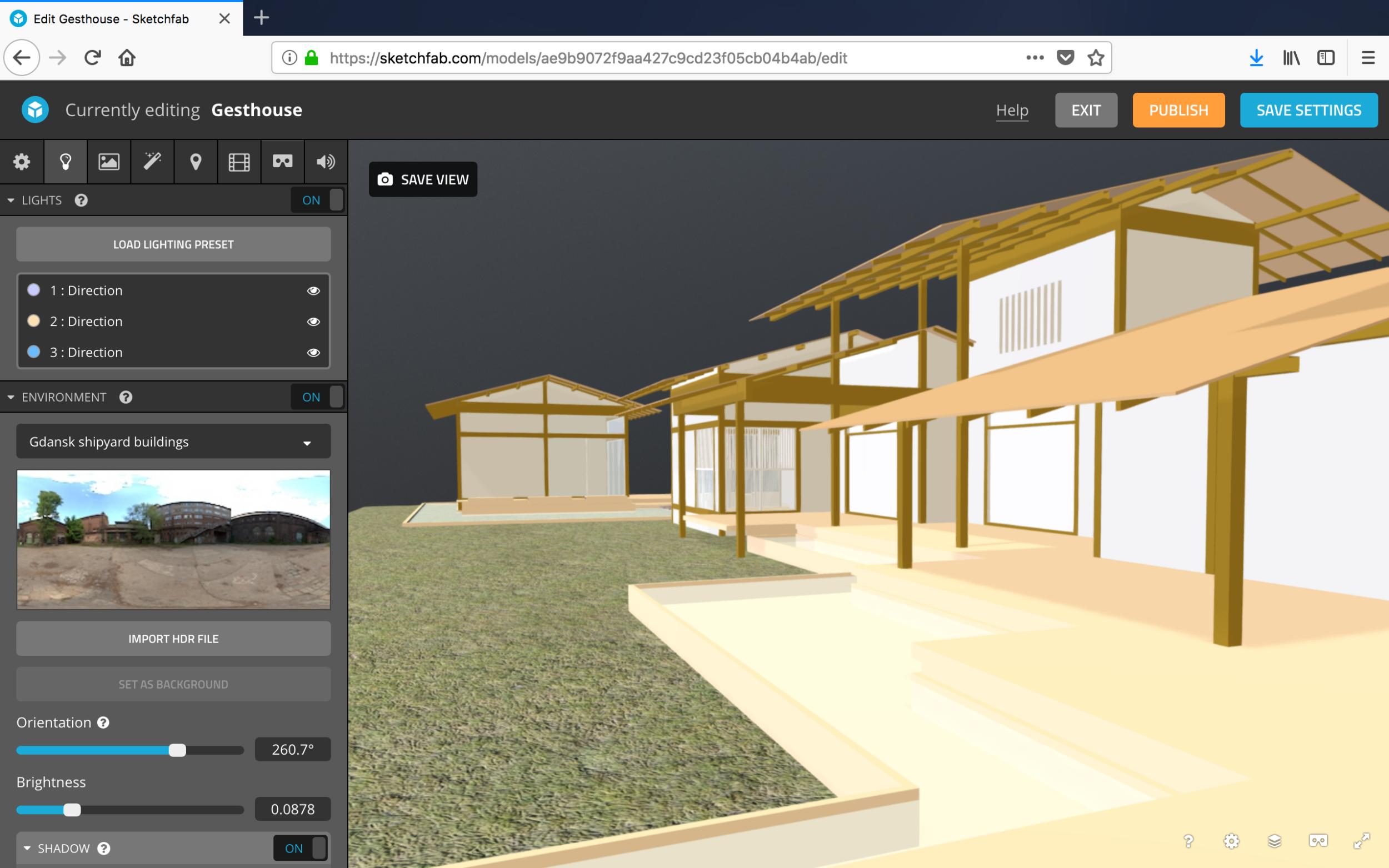"""3DデータのままシェアできちゃうSNS""""Sketchfab""""の使い方 ~アップロード編~"""