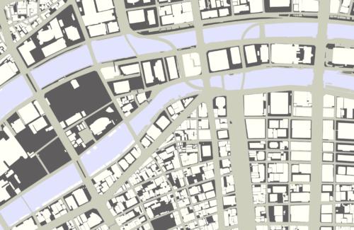 敷地の正確な線データが欲しい。。地図ツールVector Map Makerの使い方!!