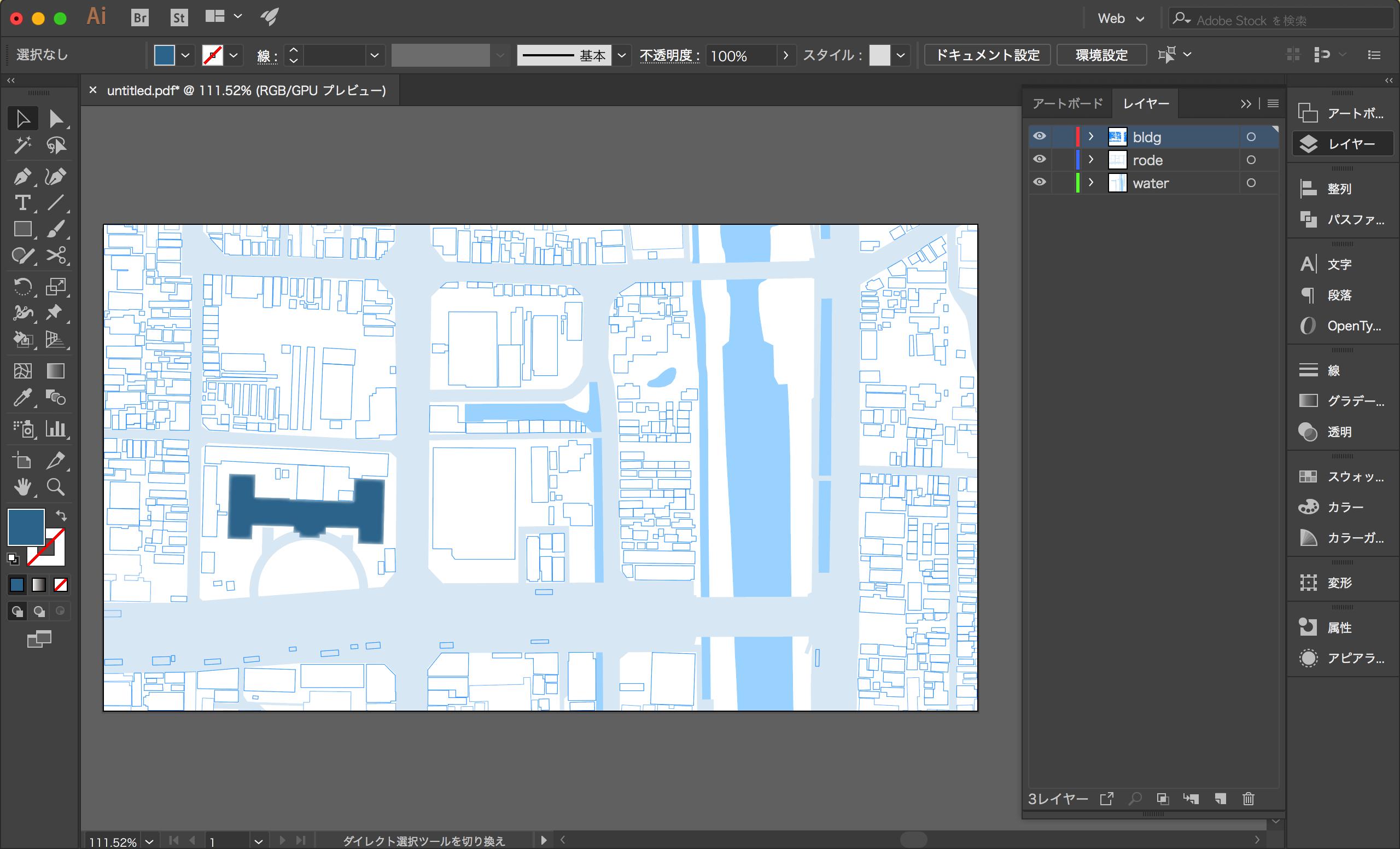 Macの方はこちら!正確な敷地データを作れる基盤地図ビューアの使い方!!