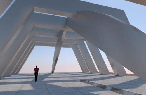 【断面形状を徹底解説!】ARCHICADで自由な形の壁、柱、梁の設計!!