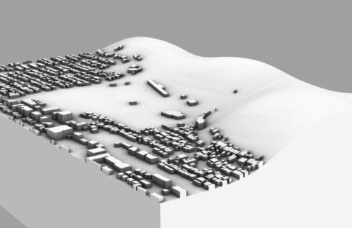 敷地の3Dデータが無料で手に入るwebサイト、cadmapperを使ってみよう!