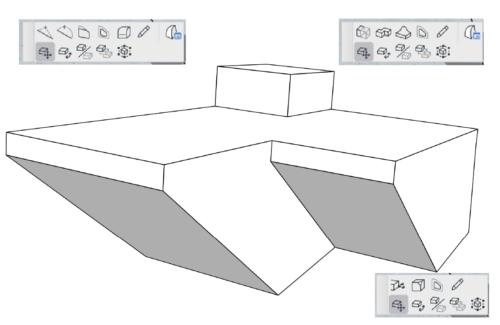 モルフツール攻略の2つのポイント! 変形ツールと編集平面