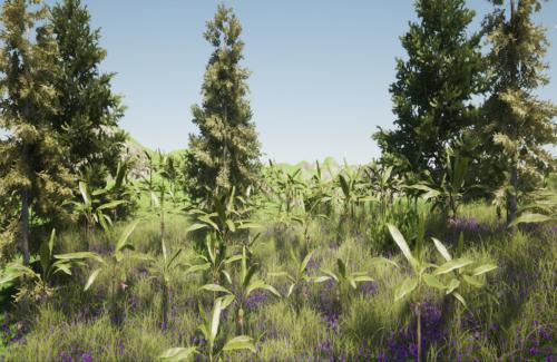 地形、植栽が思いのままに!?Twinmotion地形ツールと植栽ペイントの使い方